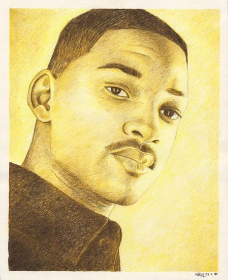 Will Smith por KiwiKeyz
